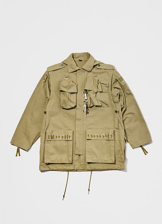 OUTERWEAR MILITARY 1