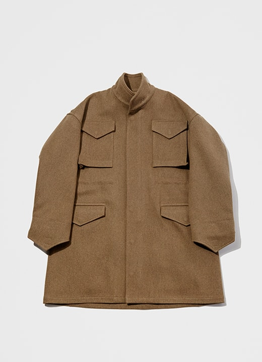 OUTERWEAR MILITARY 10