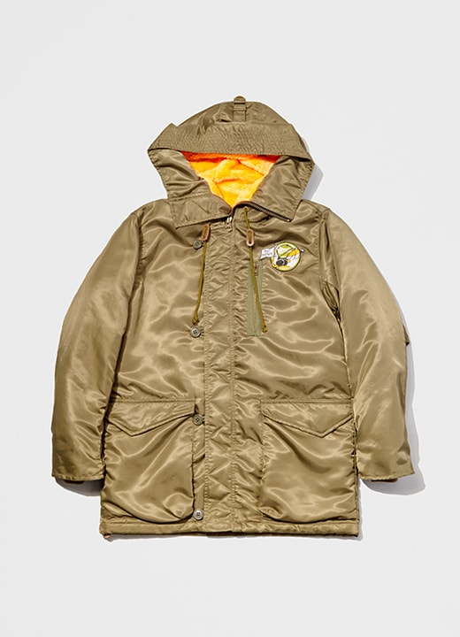 OUTERWEAR MILITARY 11