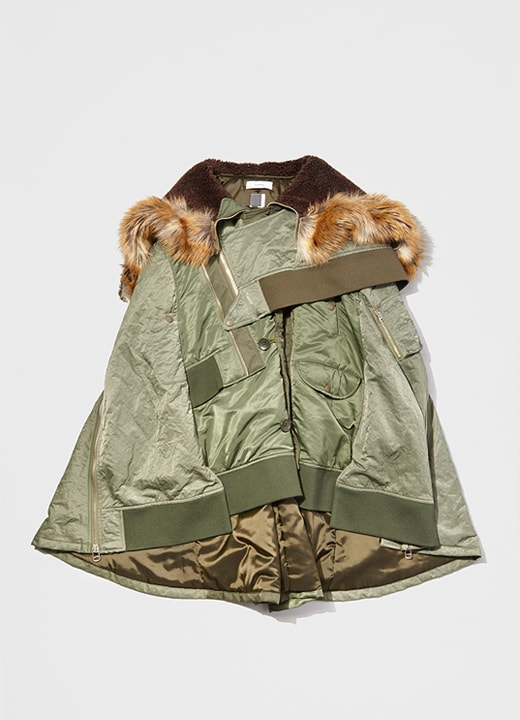 OUTERWEAR MILITARY 14