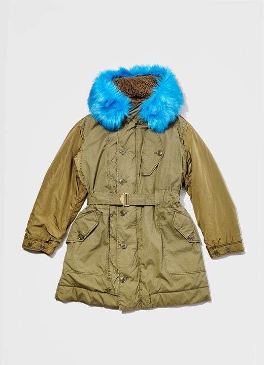 OUTERWEAR MILITARY 17