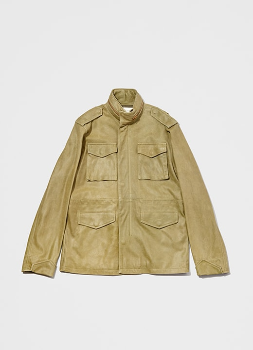 OUTERWEAR MILITARY 22