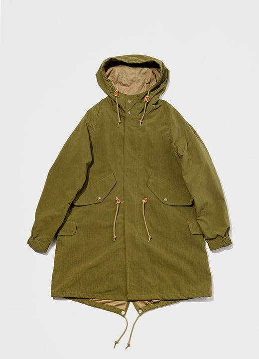 OUTERWEAR MILITARY 24