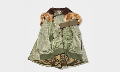 OUTERWEAR MILITARY eyecatch
