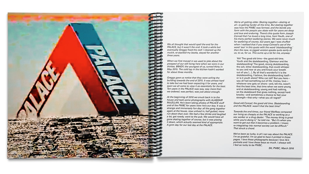 THE PALACE BOOK 5